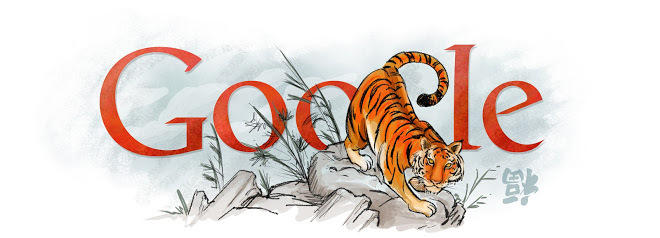 2010年是中国的虎年。