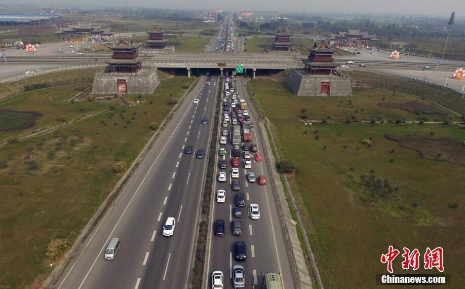 京昆高速四川广元、绵阳、雅西段,成乐、成巴等多条高速公路迎来