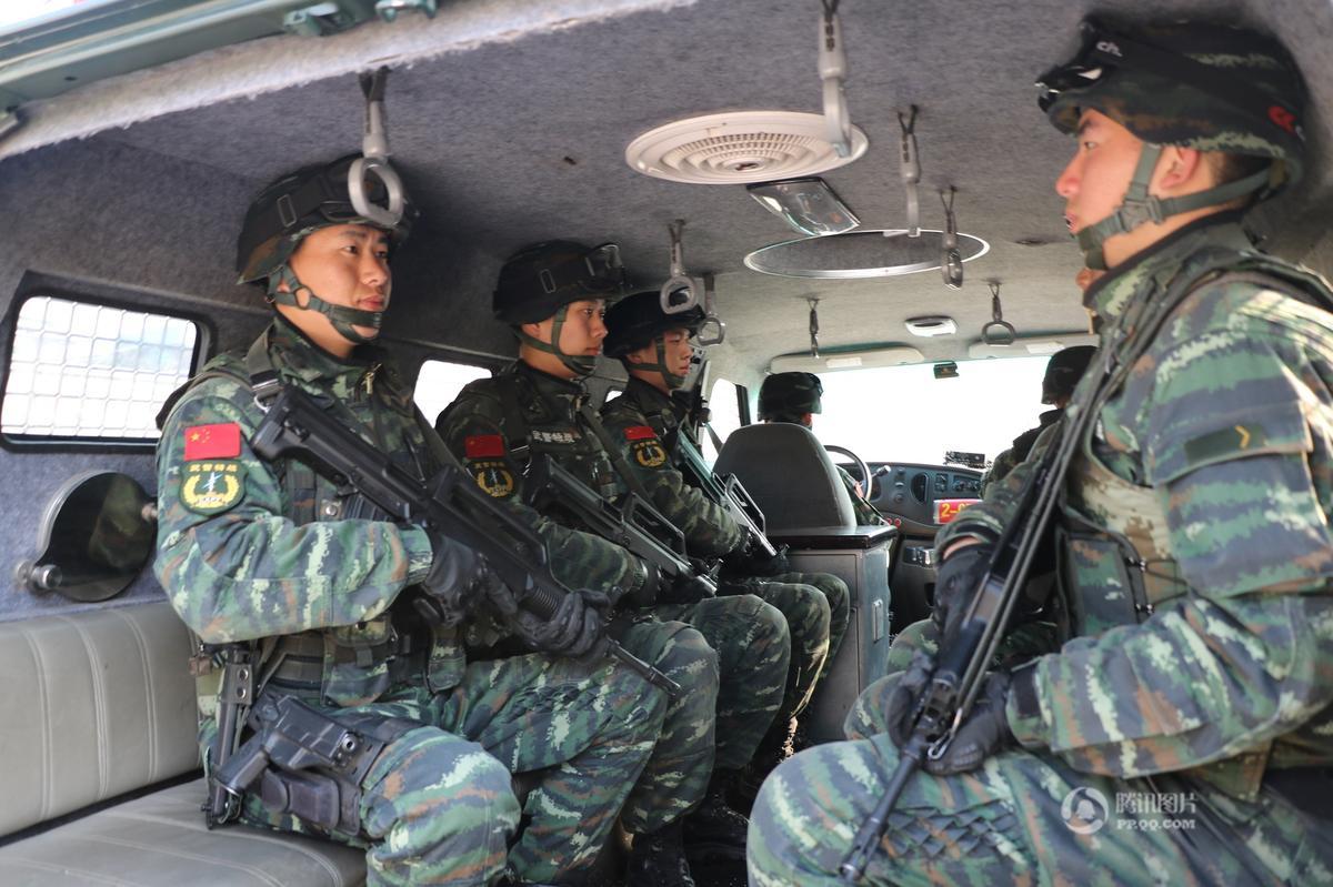 武警参加反恐演练确保两会安全2016.3.3 - fpdlgswmx - fpdlgswmx的博客
