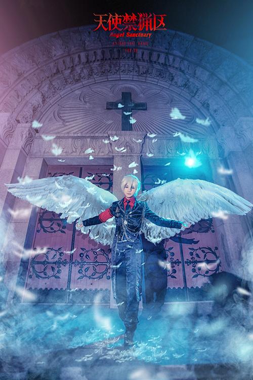 《天使禁猎区》肯达COS