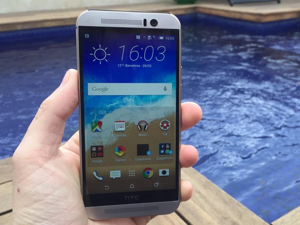 21.HTC One M10 .HTC的下一款旗舰手机One M10即将于3月份上图片