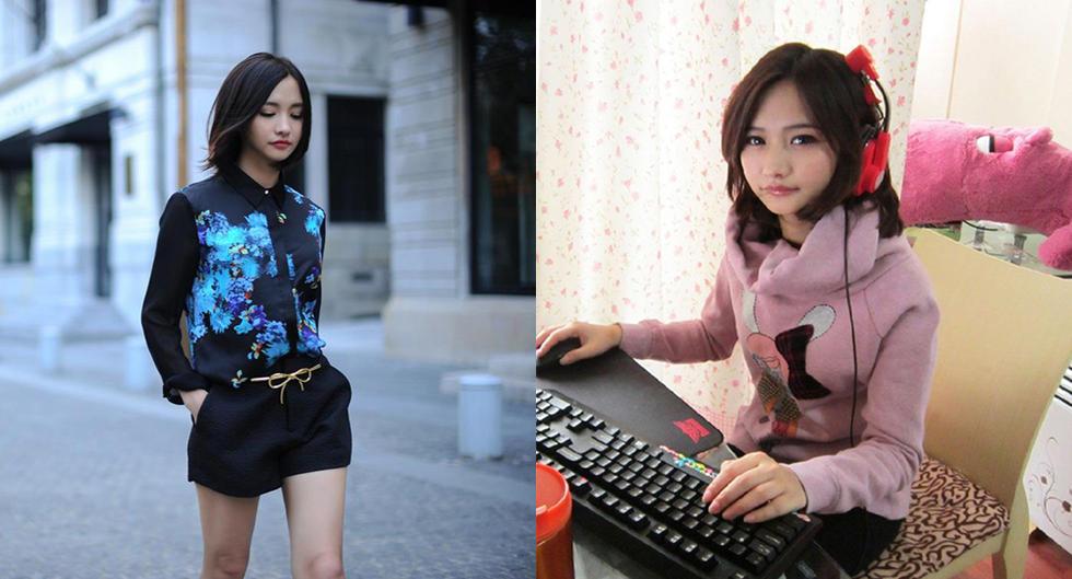 【MISS】MISS原名韩懿莹,是前魔兽争霸3工作女选手、星际争霸2