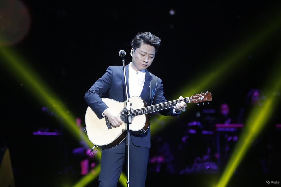 好声音学员唱响鹏城 深圳站演唱会完美收官