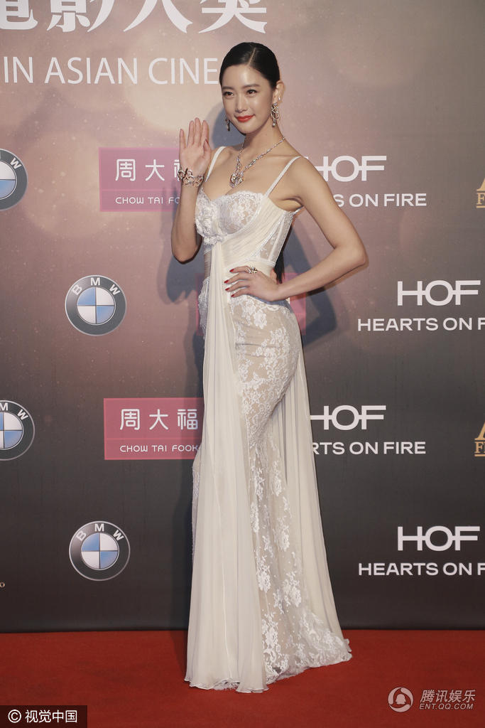 性感:亚洲电影大奖女星秀性感高圆圆a性感迷人幻化袜吊带血精灵高清图片