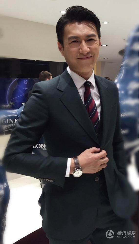 月17日,著名演员靳东亮相第4