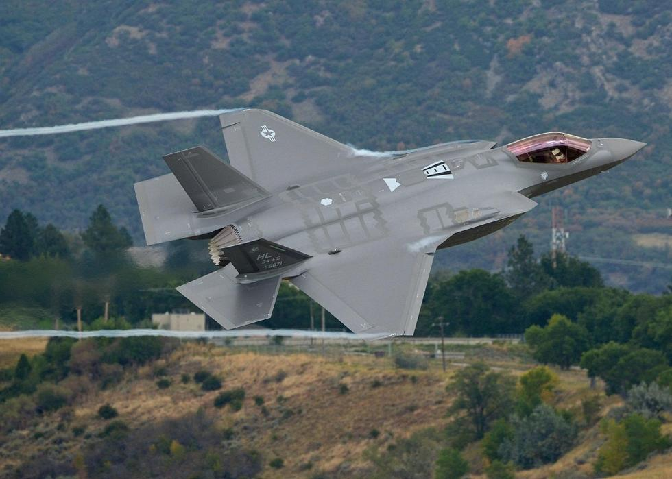 组图 盘点美国空军最昂贵战机名单 你知道哪些