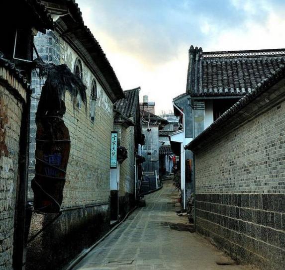 """7、云南,和顺古镇:这是一个位于西南边陲的小镇,这里曾是""""玉观图片"""