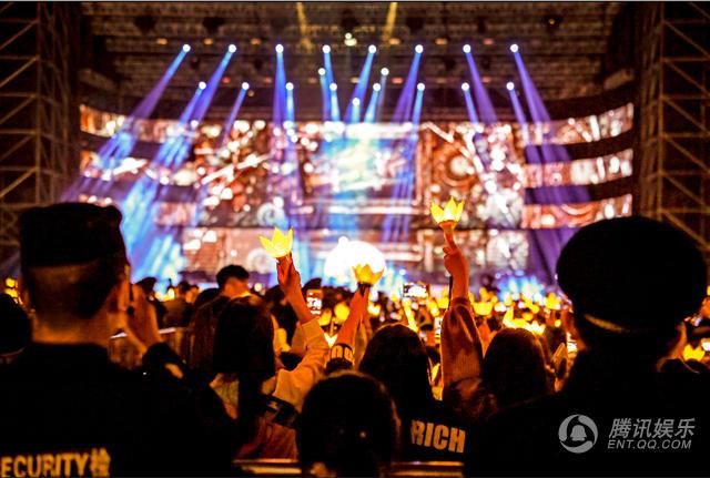 BIGBANG中国巡回演唱会落幕 为中国粉丝狂送福利