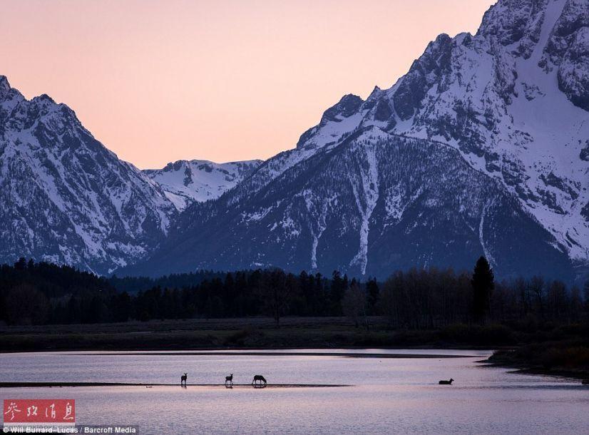 摄影师花10年环游世界的作品 - 海阔山遥 - .