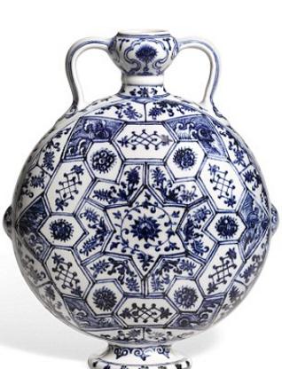 英国农夫十年收集100件中国瓷器 拍得4.2亿元 - 海阔山遥 - .