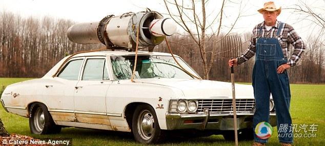 最快的雪佛兰设计师Paul Stender打造了一款全新的雪佛兰,其实是根