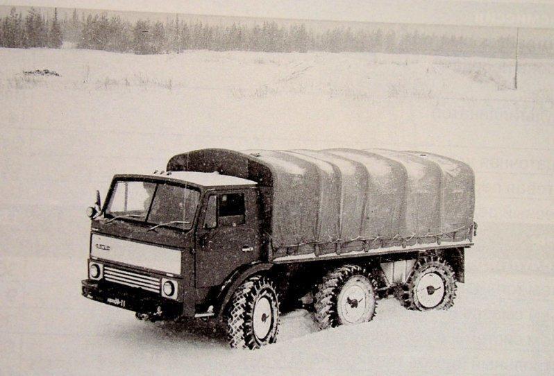 多图杀猫:铁幕后的科幻作品 苏联时期全地形车