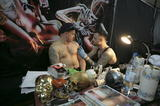 """索契国际纹身节 展出俄师傅""""纹""""艺作品"""