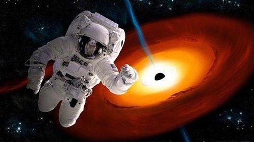 大片解读:揭秘黑洞