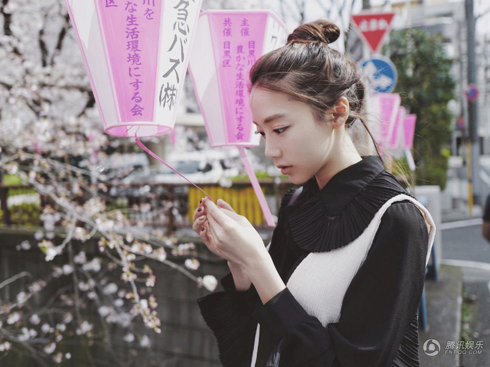 高清:王萌黎最新写真曝光 甜美灵动真青春