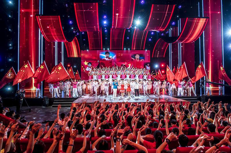 玖月奇迹《相信梦想》 获奥运冠军献初舞台