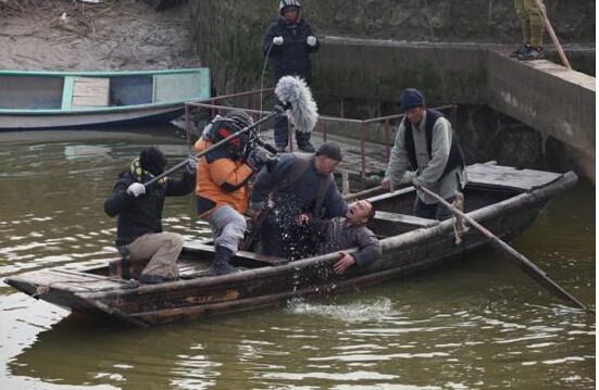 """《硝烟散尽》拍摄的上海""""飞地"""" 真实场景重现"""