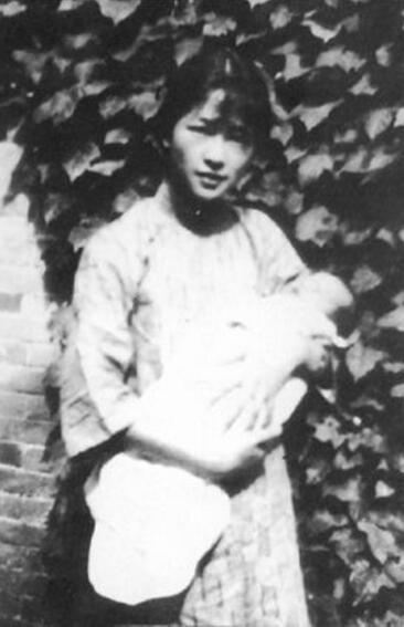 【社会历史】风华绝代林徽因.-从少女到少妇 林徽因珍贵照片图片
