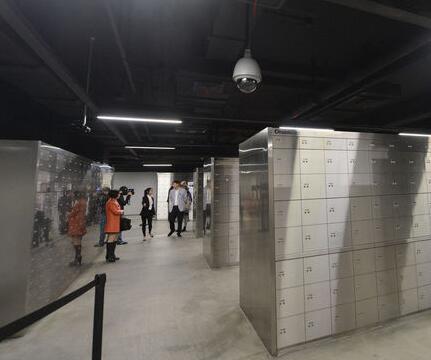 震撼!中国第一地下金库内部曝光 - 海阔山遥 - .
