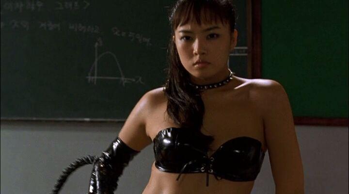 在东贤眼里,素妍老师是这样的.-青春成人礼 金三顺老师引发的韩国图片