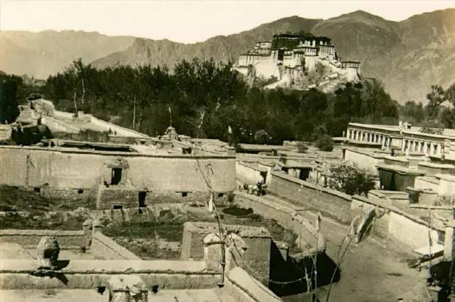 【社会历史】老照片:1926年的西藏 -1926年的西藏图片