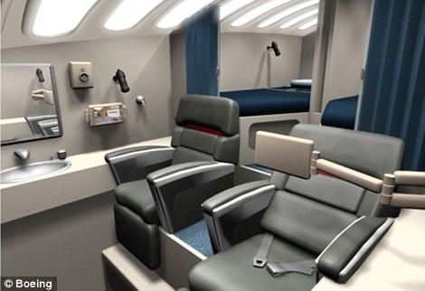 空姐空少在飞机上都是怎么睡觉的? - 海阔山遥 - .