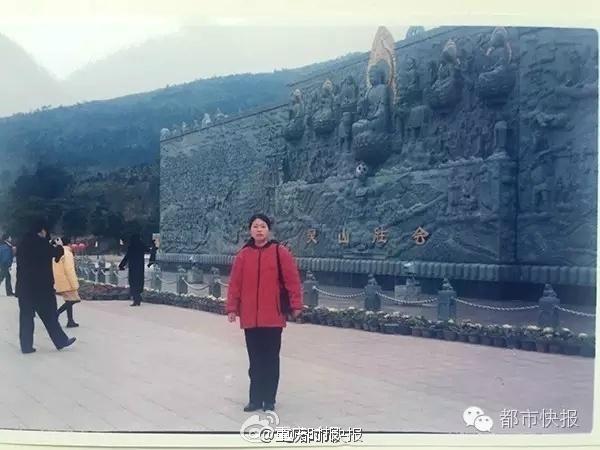 太巧!新娘发现老公16年前照片里有自己亲妈 - 海阔山遥 - .