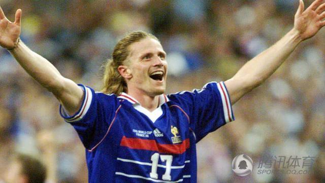 帮助法国队在本土夺冠.-佩蒂特生涯回顾 和法国队连夺世界杯欧洲杯