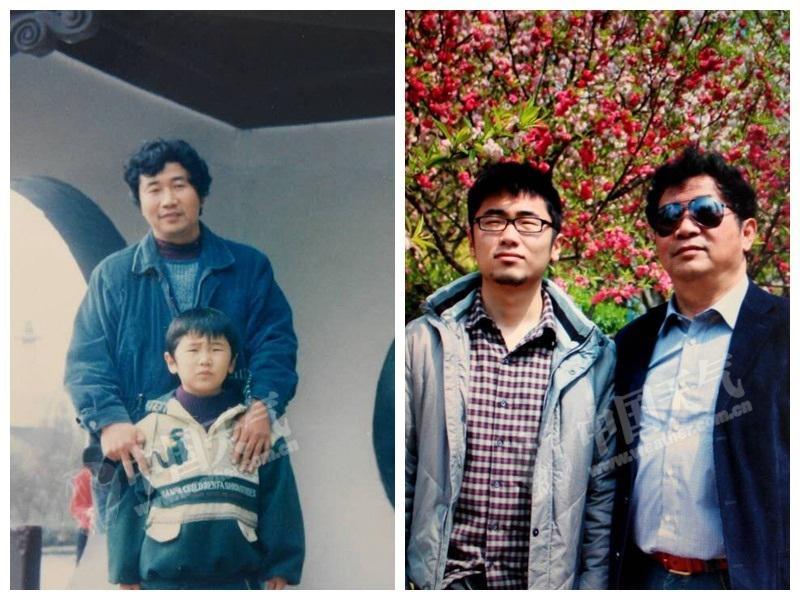 爸爸和我,时间都去哪儿了?