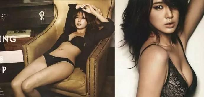尹恩惠韩国女星尹恩惠在拍摄的时尚画报中,秀修长美腿姿势诱人,