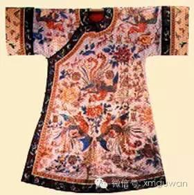 文化典藏】晚清刺绣衬衣-中国历朝历代服饰 下