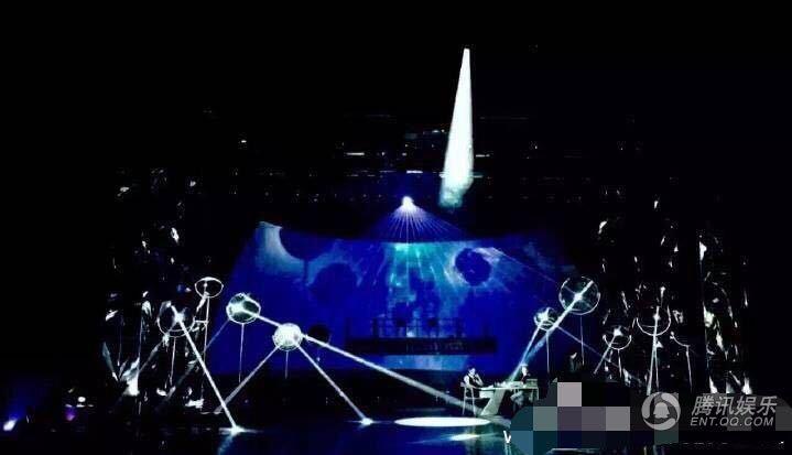 《三体》同名舞台剧来袭 刘慈欣助力上海站首演