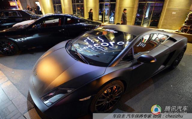 SCC超跑俱乐部已开通全国多个省、市或地区的分会.如:北京、天津图片