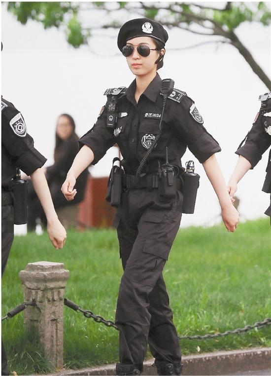 杭州城管组建G20女子巡逻队 平均学历本科 - 海阔山遥 - .