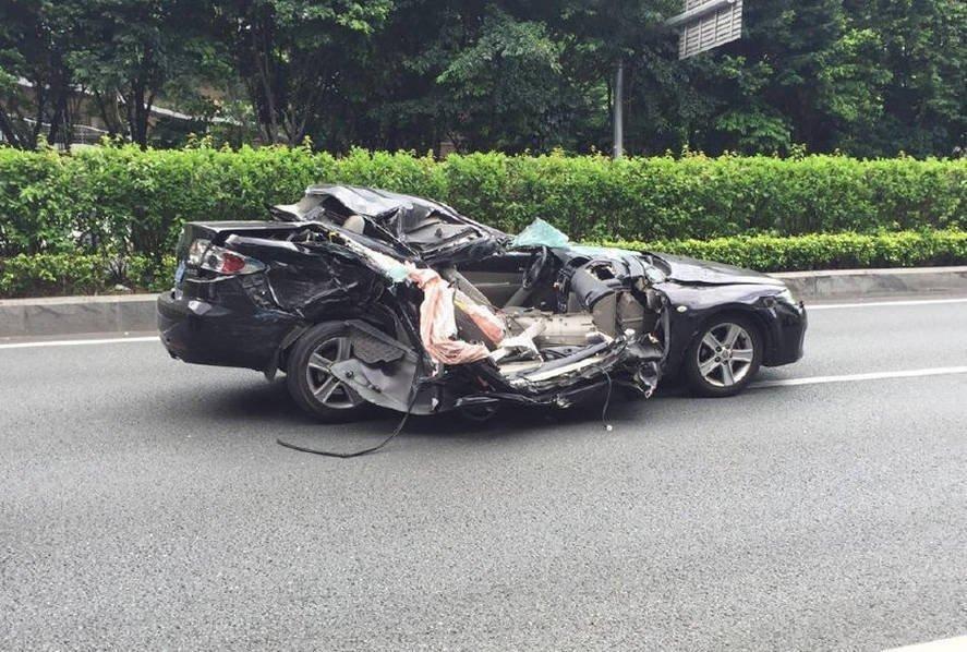 audi车-据广州日报报道,经过交警部门的初步了解,肇事奥迪车司机为一名63图片