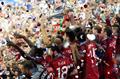 高清:葡萄牙终登欧洲之巅 C罗高捧德劳内金杯