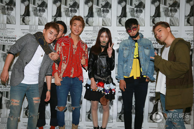 BIGBANG广州演唱会落幕舞美炫目 权志龙上演COS秀