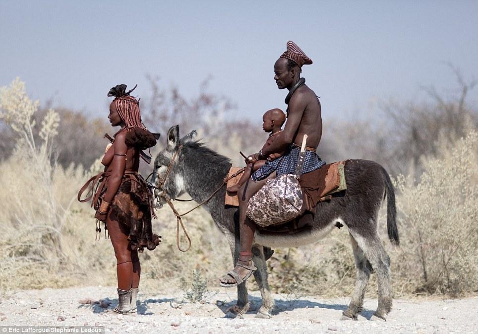 揭秘非洲原始部落:这里的男女允许婚外情 - 海阔山遥 - .