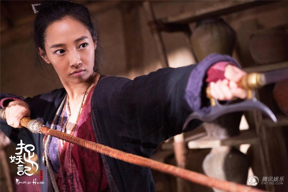 """6.华语电影""""30亿女王"""":白百何曾经的白百合因为长相不够突出,只图片"""