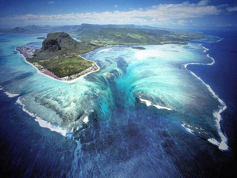 组图:美轮美奂 盘点全球超震撼自然奇观 - 海阔山遥 - .