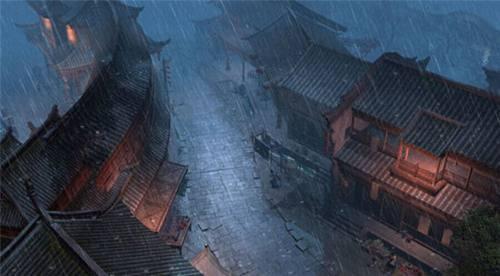 游《十一月四日风雨大作》其二僵卧孤村不自哀,尚思为国戍轮台.图片
