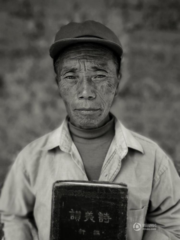 我家住在贵州省安顺市的紫云县白石岩乡大水井村轿顶山组.图片