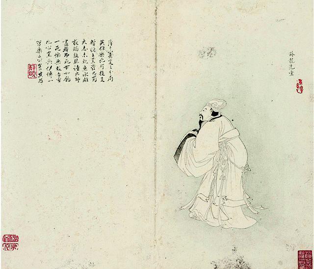 史】卧龙先生《八阵图》(唐·杜甫)功盖三分国,名成八阵图.江