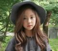 韩小模特黄诗恩