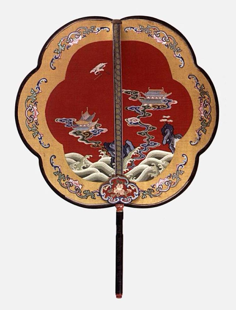 中国团扇:品味传统创意之美
