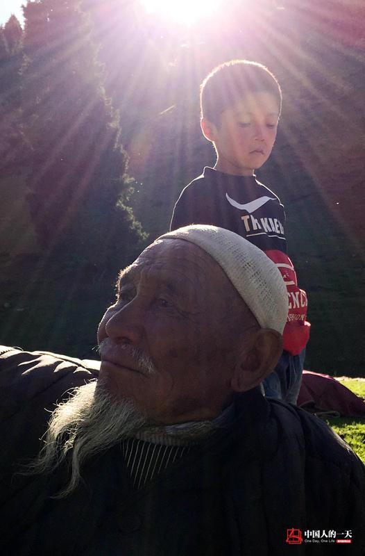 【中国人的一天】走下马背的哈萨克 告别游牧生活 - 海阔山遥 - .