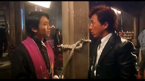 7、《喜剧之王》为什么出现成龙?话说当年《喜剧之王》在西贡租...