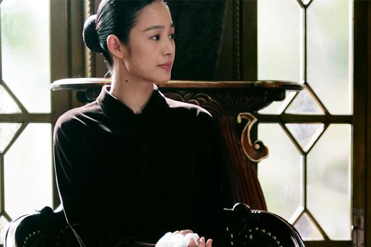 周韵也从一名小配角成了中国电影女演员中不可忽视的存在,可以