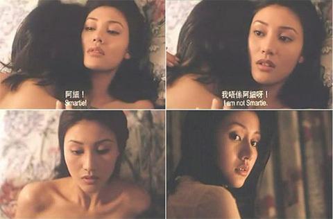 乎是导演试图让陈浩南放下小结巴的一种尝试,一出场就是似曾相图片