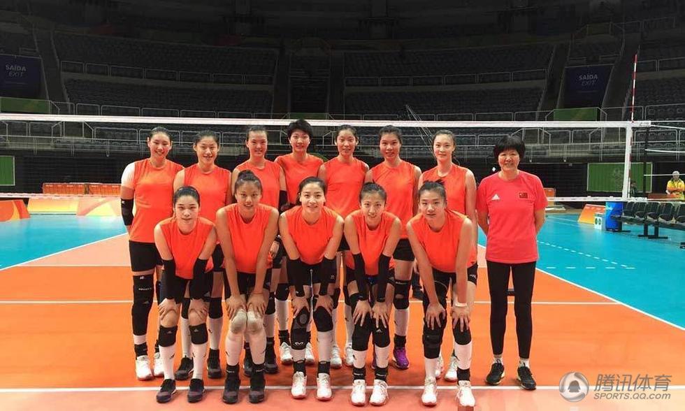 【里約奧運‧排球】中國VS荷蘭,首場爆冷敗3:2﹗